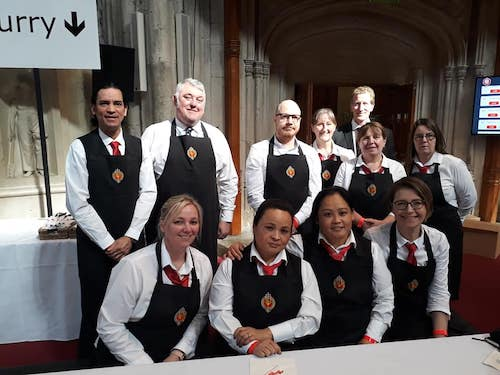 Lord Mayor's Curry Lunch