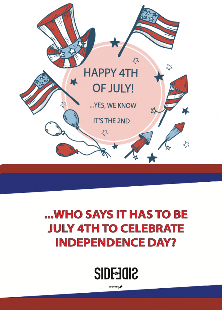 4th of July Theme Day